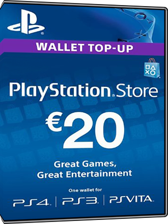 Tarjeta PlayStation Network 20 euros [ES] Screenshot