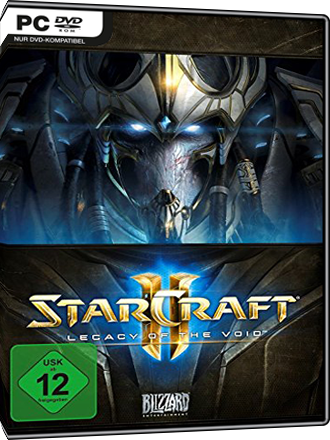 StarCraft 2 - Legacy of the Void [UE] Screenshot