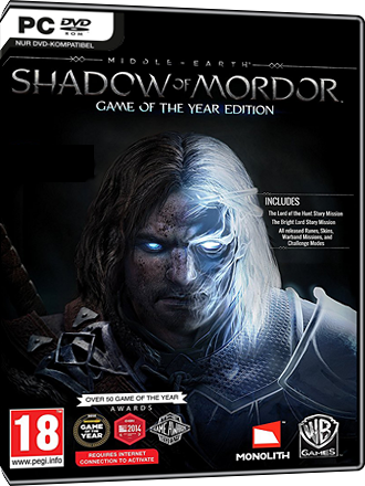 La Tierra-Media Sombras de Mordor - Game of the Year Edition Screenshot