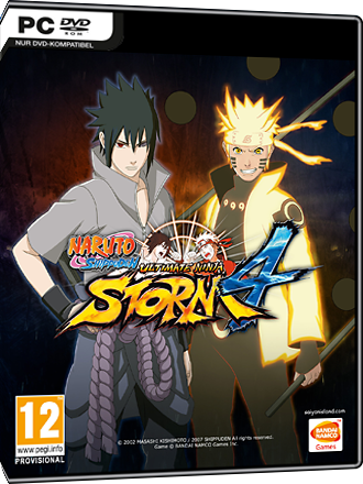 Naruto Shippuden Ultimate Ninja Storm 4 Screenshot