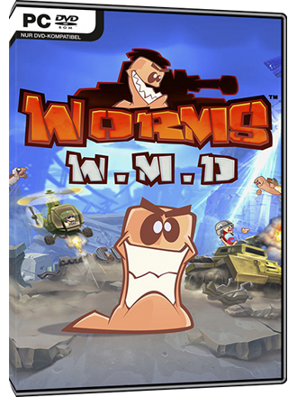 Worms W.M.D Screenshot