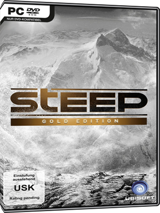Steep - Gold Edition Screenshot