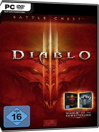 Diablo 3 Battlechest Screenshot