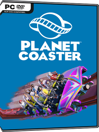 Planet Coaster Screenshot