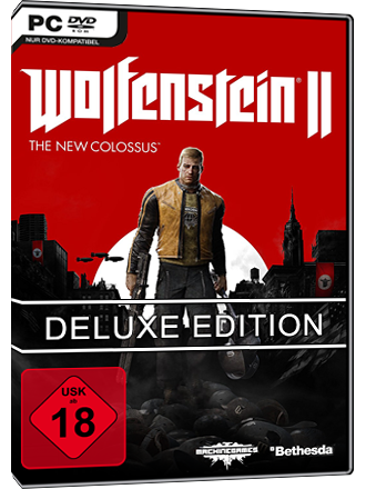 Wolfenstein 2 The New Colossus - Deluxe Edition Screenshot