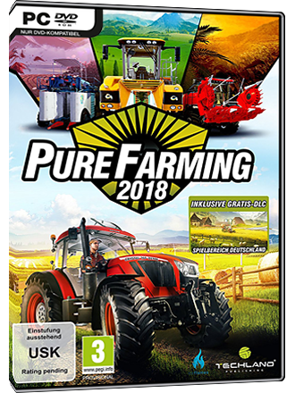 Pure Farming 2018 Screenshot