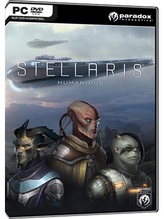 Stellaris - Humanoids Species Pack (DLC) Screenshot