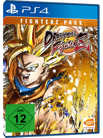 Dragon Ball FighterZ: FighterZ Pass - PS4 Código de Descarga Screenshot