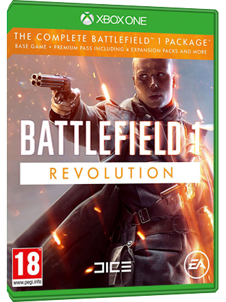 Battlefield 1 - Revolution Edition (Xbox One Download Code) Screenshot