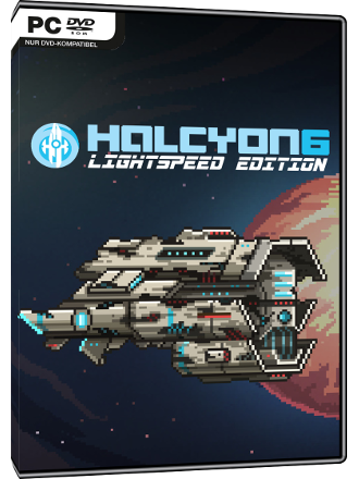 Halcyon 6 - Lightspeed Edition Screenshot
