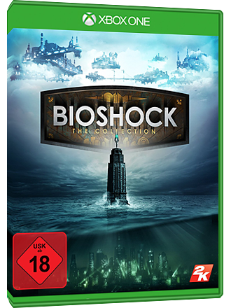 BioShock The Collection - Xbox One Código de Descarga Screenshot