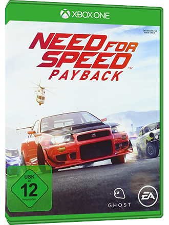 Need for Speed Payback - Xbox One Código de Descarga Screenshot