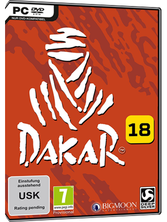 Dakar 18 Screenshot