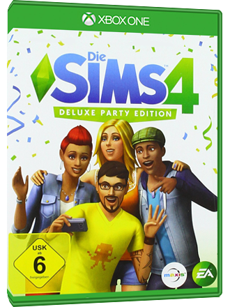Los Sims 4 - Deluxe Party Edition (Xbox One Download Code) Screenshot