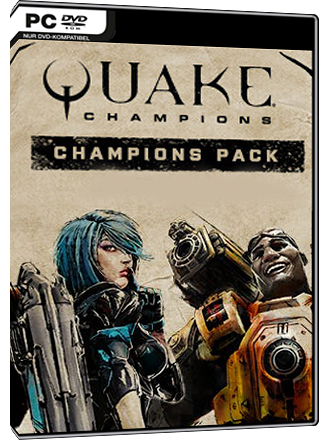 Quake Champions - Champions Pack Edition Screenshot