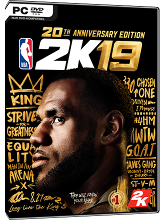 NBA 2K19 - 20th Anniversary Edition Screenshot