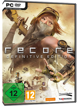 ReCore - Definitive Edition Screenshot
