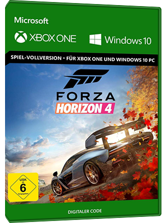 Forza Horizon 4 (Xbox One / Windows 10) Screenshot