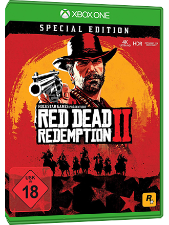 Red Dead Redemption 2 - Special Edition (Xbox One Código de Descarga) Screenshot