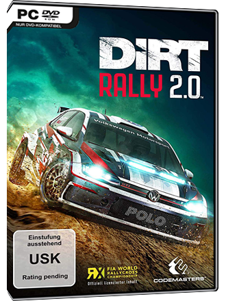 DiRT Rally 2.0 - Day One Edition Screenshot