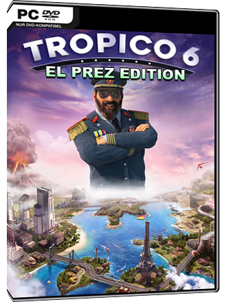 Tropico 6 - El Prez Edition Screenshot