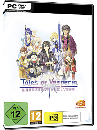 Tales of Vesperia - Definitive Edition Screenshot