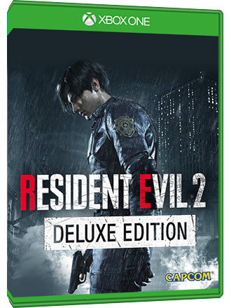 Resident Evil 2 - Deluxe Edition (Xbox One Download Code) Screenshot