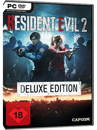 Resident Evil 2 (Remake) - Deluxe Edition Screenshot