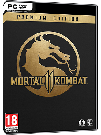 Mortal Kombat 11 - Premium Edition Screenshot
