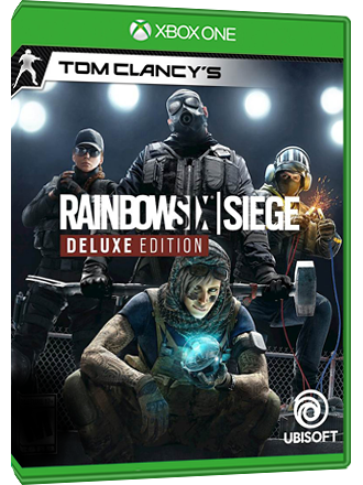 Rainbow Six Siege - Deluxe Edition (Xbox One Download Code) Screenshot