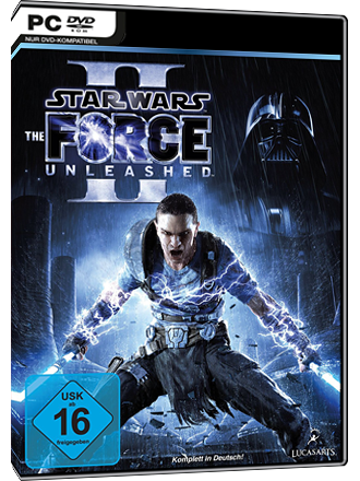 Star Wars - The Force Unleashed 2 Screenshot