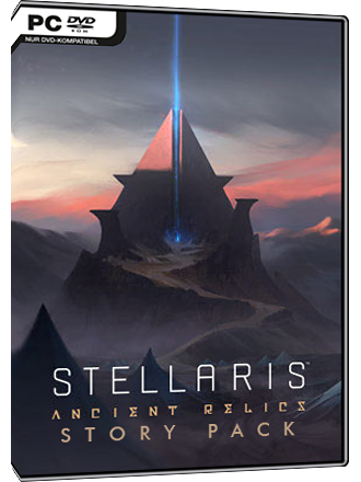 Stellaris Ancient Relics Story Pack (DLC) Screenshot