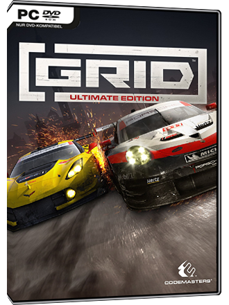 GRID - Ultimate Edition (2019) Screenshot