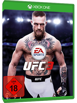 EA Sports UFC 3 - Xbox One Código de Descarga Screenshot