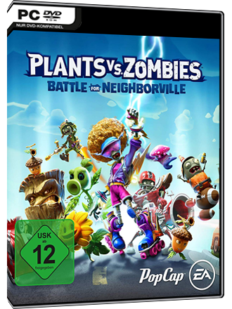 Plants vs Zombies - Battle for Neighborville Screenshot