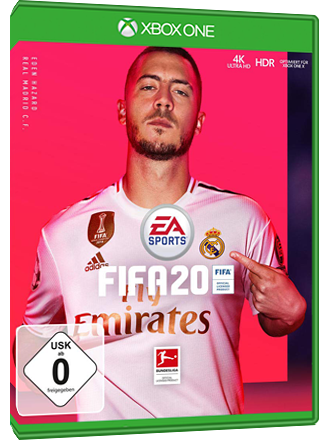 FIFA 20 - Xbox One Código de Descarga Screenshot