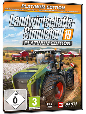 Farming Simulator 19 - Platinum Edition Screenshot