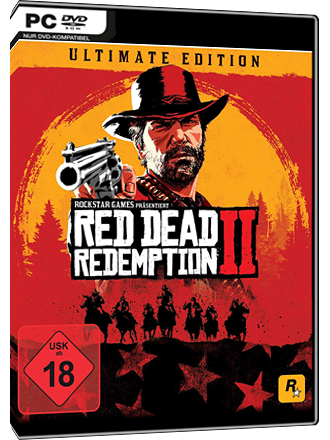 Red Dead Redemption 2 - Ultimate Edition (PC Version) Screenshot
