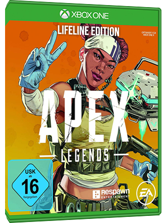 Apex Legends - Lifeline Edition (Xbox One Download Code) Screenshot