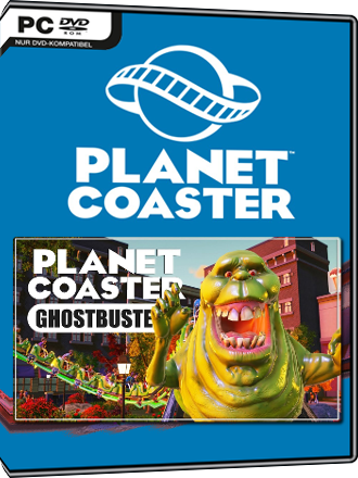 Planet Coaster - Ghostbusters (DLC) Screenshot
