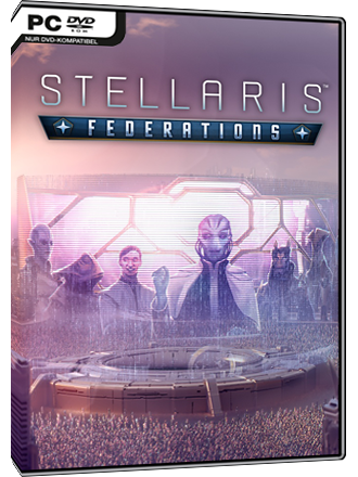 Stellaris - Federations (DLC) - EU Key Screenshot