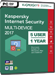 Kaspersky Internet Security Multi-Device 2017 (5 usuarios / 1 año)