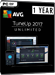 AVG PC TuneUp 2017 Unlimited (1 Año)