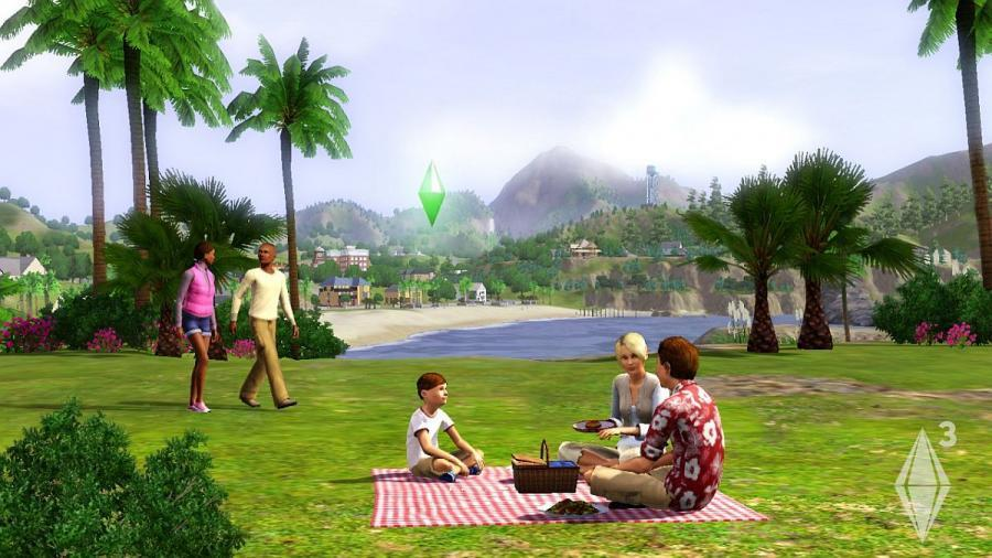 Los Sims 3 Screenshot 2
