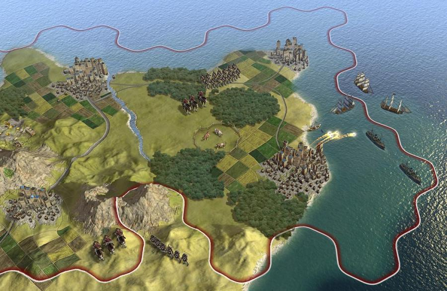 Civilization V (5) Screenshot 2