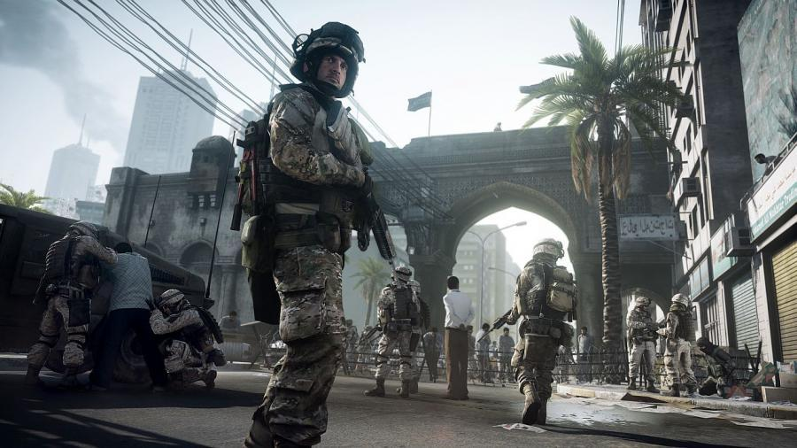 Battlefield 3 Uncut Screenshot 2