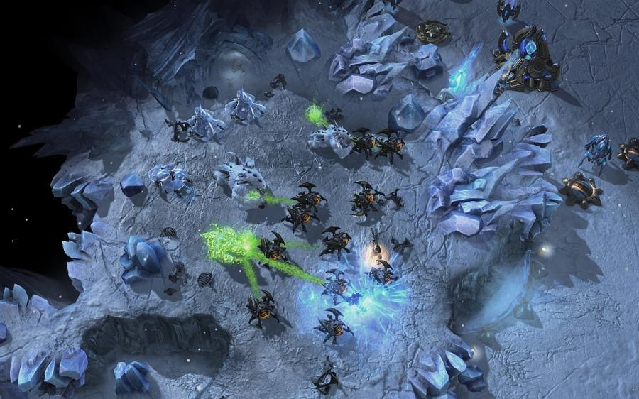 Starcraft 2: Heart of the Swarm (EU) Screenshot 3