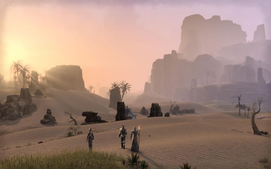 The Elder Scrolls Online - Tamriel Unlimited Screenshot 3