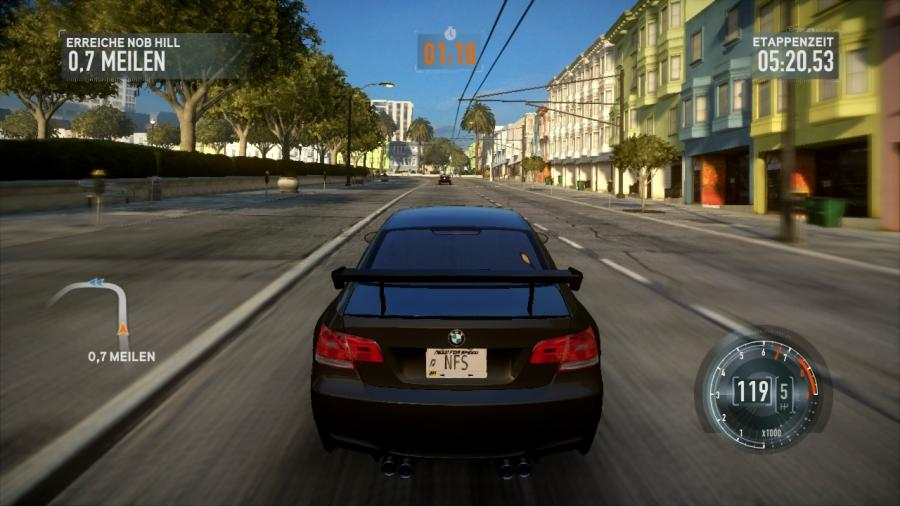 Need For Speed The Run Screenshot 4