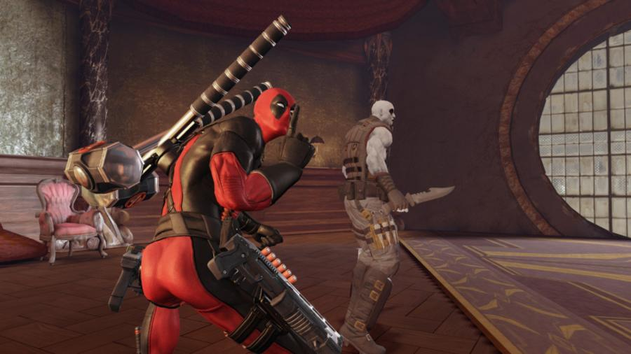 Deadpool (Masacre) Screenshot 6